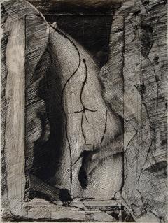 Humberto Baca - Juan Carlos Macías / aguafuerte y punta seca / 65x49 cm / Ed: 18