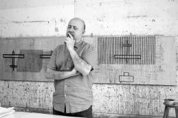 Miguel Castro Leñero 2015 De la serie Retratos de la plastica mexicana